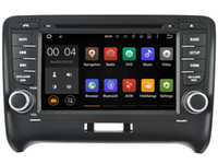 audi tt navigation - Quad Core Android car dvd player For quot AUDI TT gps bluetooth radio stereo DVR G HEAD UNITS Map camera navigation