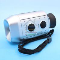 Wholesale Digital x Optic Telescope Pocket Laser Golf Range Finder Rangefinder Golf scope Yards Measure Distance Meter order lt no trac