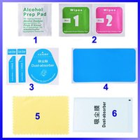 apple ipad stickers - Cleaning Tools Wet Dry in Wipe Dust Absorber Guide Sticker Explosion Proof Tempered Glass ScFor iphone ipad Samsung
