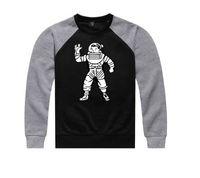 Cheap Wholesale - Hot - sale BBC billionaire boys club shirt men cotton lining hip-hop skateboard Crewneck sweater shirt S - XXL