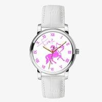 aquarius watch - Student constellations watch Sagittarius Aquarius Aries Leo watch fashion waterproof quartz watch for Men and Women
