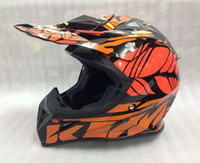 Wholesale 2016 NEW KTM Off Road Racing Motorcycle Helmet dirt bike Motocross Moto Casco Capacete with goggles