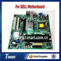 Wholesale 100 working For DELL S G33M02 G33 RK936 CU409 RY007 desktop motherboard fully tested