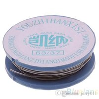 Wholesale 0 mm Tin Lead Rosin Core Solder Soldering Welding Iron Wire Reel N4C