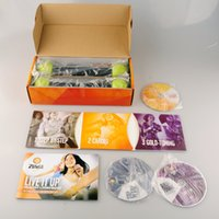 zumba dvd - In stock workout DVD fitness DVD Base Kit Zumba Finess DVDs with dumbbell Exercise Fitness Videos workout DVD