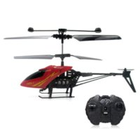 Wholesale New Brand CH Infrared Mini Remote Control RC Helicopter RC drones Toys with LED Light cm