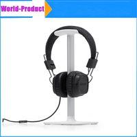 Wholesale Universal Acrylic Base Universal Headphone Stand Display Rack Headset Hanger Earphone Holder for Sony Monster all headphone