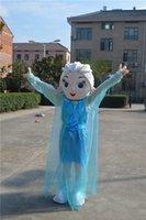 Nouveau Frozen Ariel Elsa Princess COSTUME DE LA MASCOTTE DE NOËL pour adulte taille une robe de fantaisie taille Livraison gratuite