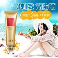 Wholesale Uv protection cream Block defect hydrating whitening anti anti radiation suntan naked makeup foundation