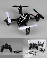 Wholesale 2 G CH Axis GYRO Quadcopter Quadricopter Quadrocopter with Camera CAM UFO VS Hubsan X4 H107C Parrot AR Drone RC Helicopter