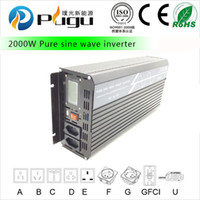 Wholesale W Single Phase Inverter VDC to VAC Pure Sine Wave Power Inverter