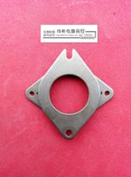 Wholesale 10 NEMA17 stepper motor shock absorber ring pad Motor Damper Pad Anti Vibration CNC size wide thick mm