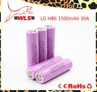 big drain - big stock cheaper price original pink color LG HB6 mah A high drain battery PK SONY VTC3 LG HG2 LG MJ1 HE4 US