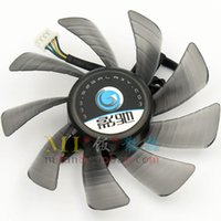 Wholesale GALAXY GTX560SE GTX650Ti GTX560TI Display cooling fan mm APISTEK GA92O2U DC12V A graphics card fan