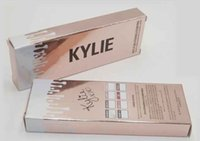 Wholesale 2016 Kyliee jenner Velvetine Matte Lipstick Lip Pencil color High quality