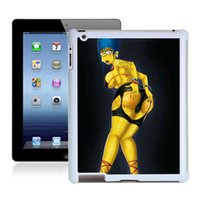 Wholesale IPad Case ipad Case ipad Case ipad Case The Simpsons Ipad Case with white side black side