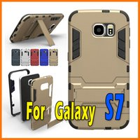 galaxy s battery - For Samsung Galaxy S6 S7 and S7 edge Hybrid Shockproof Dustproof Defender Armor Verus Tough Phone Case iphone s plus