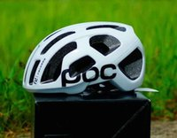 Wholesale POC octal Bicycle Cycling Helmet Bike Helmet Casco Ciclismo Capacete Cascos para Bicicleta For men and women Road Cycling helmet Size M