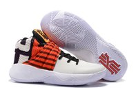 basketball nba teams - Kyrie Crossover Kyrache top quality man basketball shoes Team Red sports shoes size eur