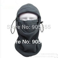 Wholesale Warm Skin Fleece Balaclava Winter Ski Mask For Motorbikes ATV Snowmobile Ski