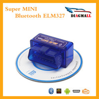 auto diagnotics - Super Bluetooth MINI ELM327 OBD2 OBDII ELM Code Reader Super Mini ELM327 V2 Car Auto Diagnotics Scanner Tool