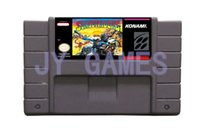 Wholesale A Hot sales snes games USA and EURO version both USA version gray shell Sunset Riders