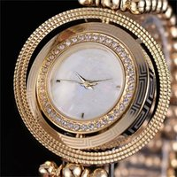 Wholesale Famous Brand Ver5ase Relojes Mujer Women Wristwatch Rotating Dial Bracelet Quartz Watch Woman Watches Clock Female Dress Relogio Feminino