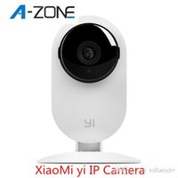 Wholesale Original Xiaomi yi HD P Smart CCTV IP Camera Night Vision Smart Wireless Wifi IP Camera P Video Webcam Camera for Home Kids