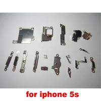 bar bracket kit - Brand New Inner Inside Small Metal Parts Holder Bracket Shield Plate Set Kit for iPhone S