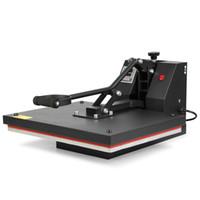 Wholesale 16 quot X20 quot VEVOR W T shirt Sublimation printing machine Lowest Price Clothes Label Printing Machine