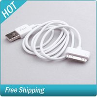 Wholesale USB Data Sync Charger Cable Cord for iPod Touch iPhone
