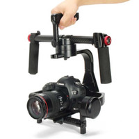 Wholesale JLY M2 Axis Handheld DSLR Camera Stabilizer Bit Gimbal for D3 GH4 A7S BMPCC