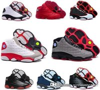Cheap Retro Air 13 men basketball shoes online cheapest sale authentic good quality sneakers US size 8-13 free ship with box
