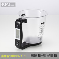 Wholesale Mini RMU Kitchen Scale Electronic Scales Measuring Cup Baking Meal Nutrition Scales Reconstituted Milk food Scales