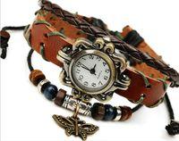 batch watch - 2017 new jewelry sweet style jewelry mixed batch fashion wild temperament leather bracelet watch leather bracelet