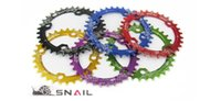 Wholesale Single Tooth Narrow Wide Bike MTB Bicycle Chain Ring Chainring BCD T