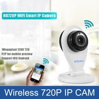 baby protection monitor - HD Mini Wifi IP Camera Wireless P Smart P2P Baby Monitor Network CCTV Security Camera Home Protection Mobile Remote Cam