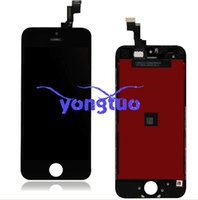Wholesale AAA Quality For IPhone5 G S C LCD Display Screen Assembly For Apple5 G S C lcd Free DHL