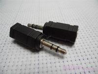 audio jack socket - 2 mm Female to mm Male Female to Male Stereo Audio Socket Headphone Headset Converter Adapter Jack