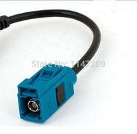 auto radio antenna replacement - Tamehome cm Length Car Auto Male Radio Signal Antenna Adapter Cable Replacement for VW cable hdmi adapter