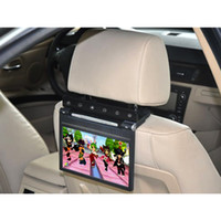Cheap Car headrest DVD player Best Car Headrest Monitor
