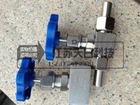 Wholesale J23W C stop valve needle valve gauge valve