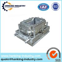 aluminum pallets - Custom high precision plastic injection mould plastic mold making in China high quality pallet mould