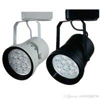 Wholesale LED Trumpet track light AC85 V3 wfor store shopping mall lighting lampColor optional White black Spot light