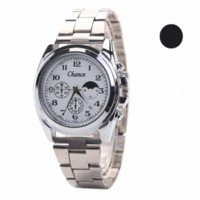 auto glass suppliers - Neutral Business Watch Cheap watch stainless steel case High Quality watch solar China business watch Suppliers
