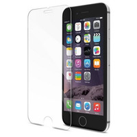 Wholesale For iphone Plus iphone S Plus S Samsung Galaxy S7 S6 Top Quality Tempered Glass Screen Protector MM H D without package