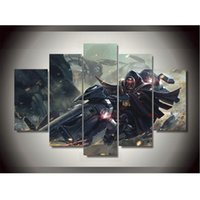 art style games - Unframed Lowest Price Game Style Bedroom Painting Wall Art Home Decoration Canvas Paintings For Living Room