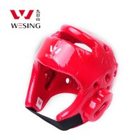 Wholesale wesing taekwondo head guard martial art head protector