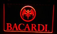 banner switches - LS306 r Bacardi Banner Flag Neon Light Sign jpg
