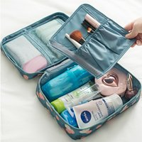 bag suppliers - 2016 Cosmetics Storage Wash Suppliers Bags Case Waterproof Travel Portable Multi Function Storage Box Case